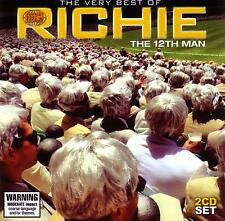 >>  (CRICKET COMEDY) THE 12th MAN - RICHIE (BENAUD) / THE VERY BEST OF - 2 CD SE