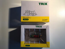 """TRIX H0 - Gleichstrom 22207 - Köf II  """"DEUTSCHE BUNDESPOST"""" - NEU/OVP - Digital"""