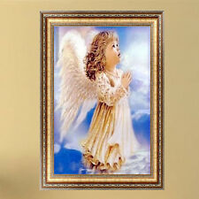 DIY 5D Diamond Embroidery Angel girl Painting Cross Stitch kit Home Wall Decor