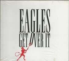 Eagles - Get Over It rare two track USA CD single still sealed
