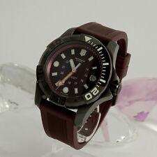 Victorinox Divemaster500 Black Ice Damenuhr - Edelstahl -Kautschukband - Quarz