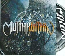 MUTINY WITHIN 11 TRACK PROMO CD ALBUM metal roadrunner records