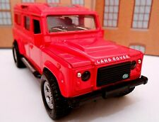 LAND ROVER DEFENDER Model Toy Car boy dad birthday gift NEW & BOXED!