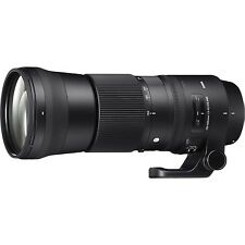 Sigma 150-600mm F/5-6.3 DG HSM Contemporary Zoom Lens for Nikon DSLR Camera