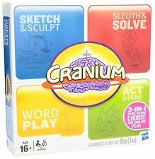 NEW HASBRO CRANIUM BOARD GAME 16+ years 16577