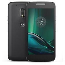 """Motorola Moto G4 Play Black 5"""" 16GB 4G Unlocked & SIM Free SM4402AE7B1"""