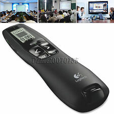 Logitech R800 Professional Wireless Presenter Laser Pointer 2.4G 30M/100FT Range