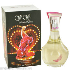 CAN CAN 100ml EDP SPRAY FOR WOMEN BY PARIS HILTON ------------------ NEW PERFUME