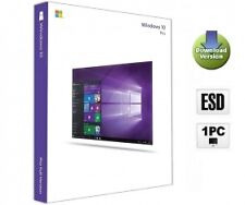 Windows 10 Professional Pro OEM 32 / 64 Bit Multilanguage Lizenzkey