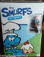 The SMURFS - Just Smurfy: Set 2 DVD+SMURF SOCCER PLAYER FIGURINE BRAND NEW R4