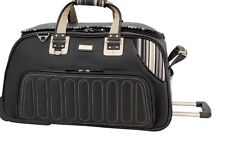 Spencer & Rutherford Weekender Duffle Bag  FreeDeliveryInc Now $200.