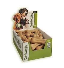 Whimzees Reisknochen Display 50 Stück, Hundesnack vegetarisch, glutenfrei