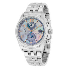 Citizen Eco-Drive Mother of Pearl Dial Stainless Steel Ladies Quartz Watch