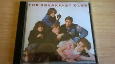VARIOUS ARTISTS - THE BREAKFAST CLUB SOUNDTRACK  CD ALBUM (1985)