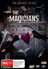 The Magicians: Season 1 (DVD, 2016, 3-Disc Set), NEW SEALED REGION 4