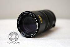 Soligor Japan Auto zoom 70-150mm 3.5 zoom lens IS mount