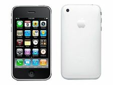 Apple iPhone 3GS - 16GB - White Locked O2