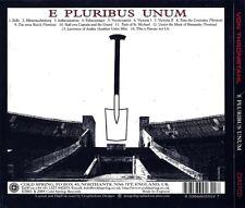 """VON THRONSTAHL """"E Pluribus Unum Digi CD 2004 Death in June Blood Axis Arditi NEW"""