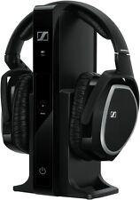 NEW Sennheiser 505562 Wireless Digital Over Ear RS165 Headphones Black