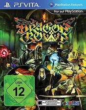 Dragon's Crown - Sony PlayStation Vita - TOP - Deutsch - OVP