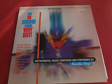 Beastie Boys - The In Sound From Way Out 1994 Grand Royal  Lmt. 5000 Mint- LP