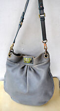 MARC BY MARC JACOBS Classic Q Hillier‏ Hobo Pebbled Leather Handbag Bag Sold Out
