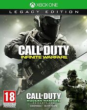 Call of Duty Infinite Warfare Legacy Edition (Xbox One) New & Sealed