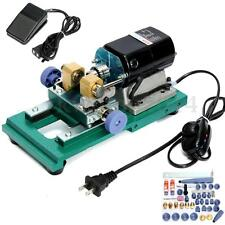 Stepless Pearl Drilling Holing Machine Driller Full Set Jewelry Tools 220V 280W