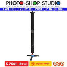 Benro Video Monopod Aluminium Kit A48TD   Max Load 20kg with VT2 Voet Stand