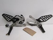 Yamaha YZFR6 YZF R6 2006-2011 2CO-13S Pair Front Hangers And Foot Pegs