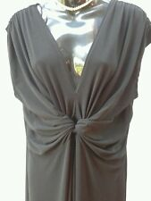 KATIES 2XL 20 BLACK Dress Occasion Wear Twist Front K Shaken Martini NWT $69.95