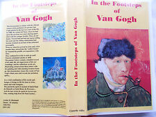 IN THE FOOTSTEPS OF VAN GOGH - PAL VHS Video - Excellent