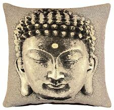 BUDDHA CUSHION COVER PRINTED DIGITAL