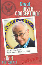 Great Mythconceptions by Dr.  Karl Kruszelnicki (Paperback) LIKE NEW, Free post