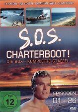 S.O.S Charterboot - Die Box - Komplette Staffel Teil 1-26 [FSK12] (DVD) NEU+OVP