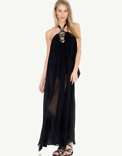 SASS & BIDE   'All Over Again'   Long Silk Maxi Dress   - Size 8 - $990