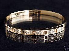 Michael Kors  MKJ4013 Armreif Armband in Farbe:Gold Strass NEU!