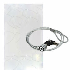 Security Key Lock Steel Cable Anti-theft Chain for Laptop Computer Notebook