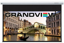 "Grandview Cyber Series Electric 92"" 16:9 Projector Screen with Remote Control"