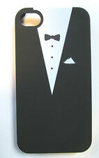 iphone 4/4S TUXEDO/SUIT,wedding/stag.Hard Case-soft feel.Proporta Quality