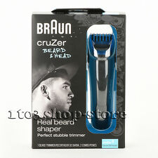 Braun Cruzer 5 Beard & Head Cordless Rechargeable Clippers Shaper Trimmers NEW