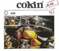 New Genuine Cokin P056 P 8 Star Special Effects Filter Also Fits Kood Holders