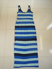 BNWOT French Connection Summer Horizontal Stripe Stretch Maxi  Size: 12