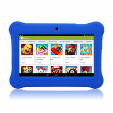 """NEW 7"""" INCH KIDS ANDROID 4.4 TABLET PC QUAD CORE WIFI UK STOCK CHILD CHILDREN UK"""