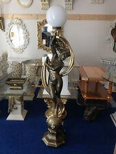 Stehlampe Stehleuchte Figuren Lampe Frauenfigur Frauenlampe Style Figur 6875 110