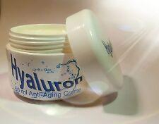 50  ml Hyaluron Creme mit dem beliebtesten Anti-Aging Wirkstoff