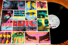 "DOCTOR AND THE MEDICS ""I Keep Thinking It's Tuesday"" Org. von 1987, nm/nm, rar"