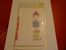 Pack of 5 Blank Cards with Envelopes. Cupcake.