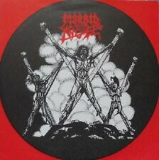 "MORBID ANGEL - THY KINGDOM COME 3 TRACK 7"" ROTES VINYL Ink. The Kindom come etc."