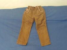Boys 5 Years - Tan Brown Casual Trousers - TU